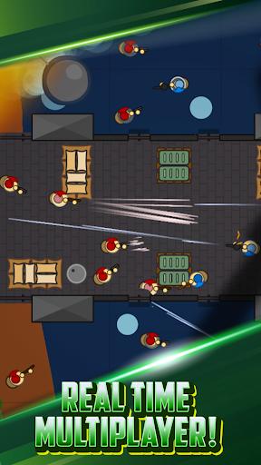 Code Triche surviv.io - 2D Battle Royale mod apk screenshots 1