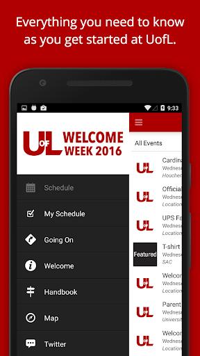 UofL Welcome Week 2016