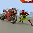 Spider 3D Hero Vegas City Ride