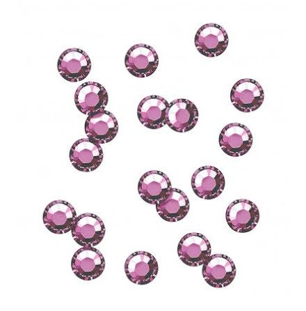 20 strasstenar Antique Pink SS