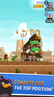 Angry Birds Friends- screenshot thumbnail