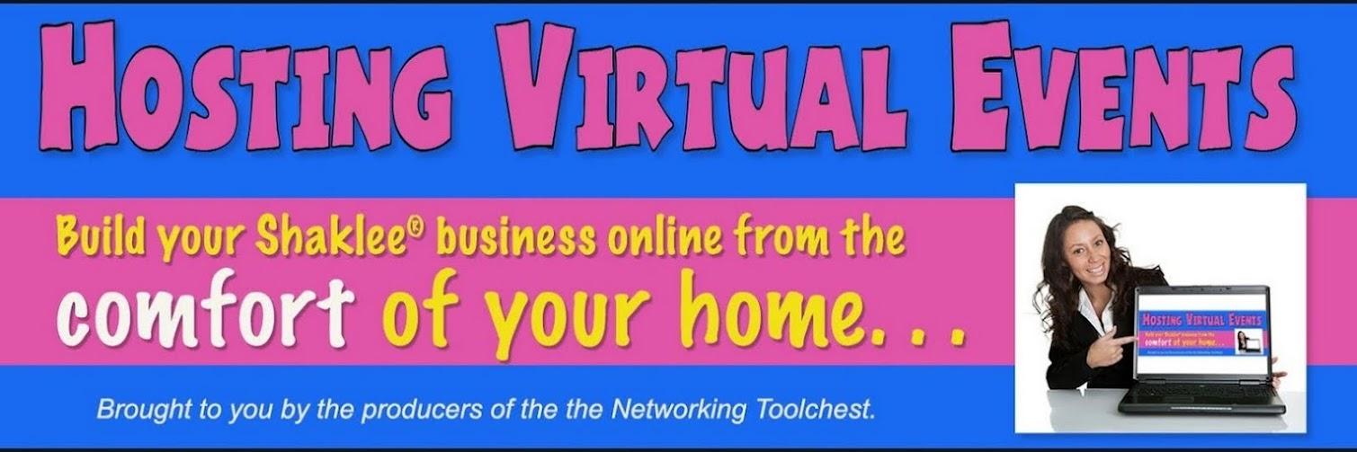 Hosting Virtual InHome Events
