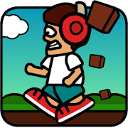 Run & jump game
