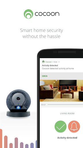 Cocoon - Smart Home Security 1.11.2957 screenshots 1