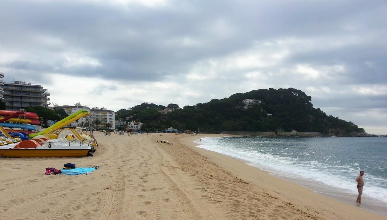 Феналс - ещё один хороший пляж в Ллорете
