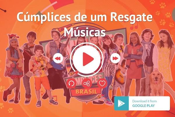 Cúmplices de um Resgate Música - screenshot
