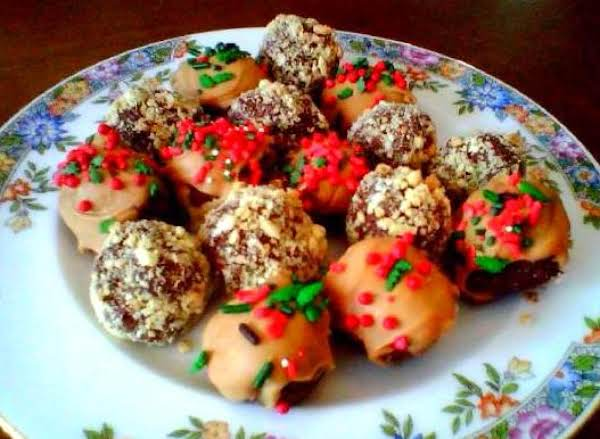 Cream Cheese Truffles Recipe