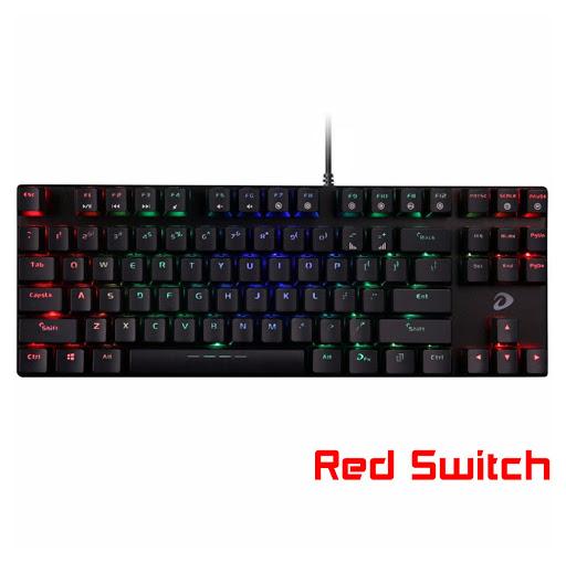 Bàn phím cơ Dareu EK880 Red Switch-1