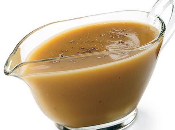 Turkey Gravy-quick And Easy Recipe