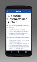 Screenshot of Gründer 1x1