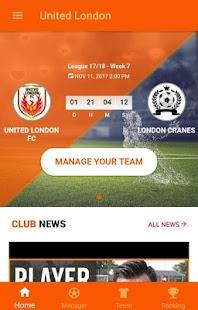 United London FC - náhled