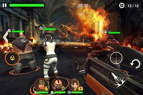 Dead Warfare: Zombie (MOD) 3