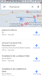 Pharmacies Cameroun- screenshot thumbnail