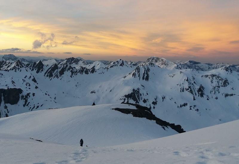 ascensione (quasi) solitaria al Breithorn di Matteo97