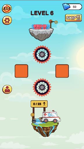 Rescue Hero - Rope Puzzle 1.3 screenshots 3