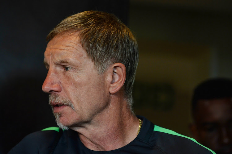 Coach Stuart Baxter. File Photo