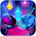 Real Electronic Drums Game icon