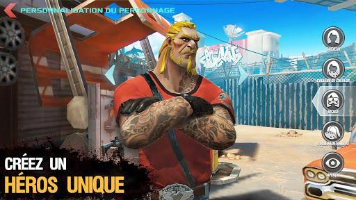 Dead Rivals - Zombie MMO  captures d'écran 2
