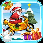 Santa Motorbike Christmas Adventure