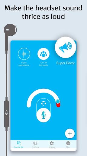 Petralex Hearing Aid App 3.5.5 screenshots 1