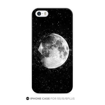 "-Home made design -IPhone case for:""5-6s -US12 /pcs  #iphonecase #phonecase #samsungcase  #mooncase #moon  #moonlight moo#moonagain"