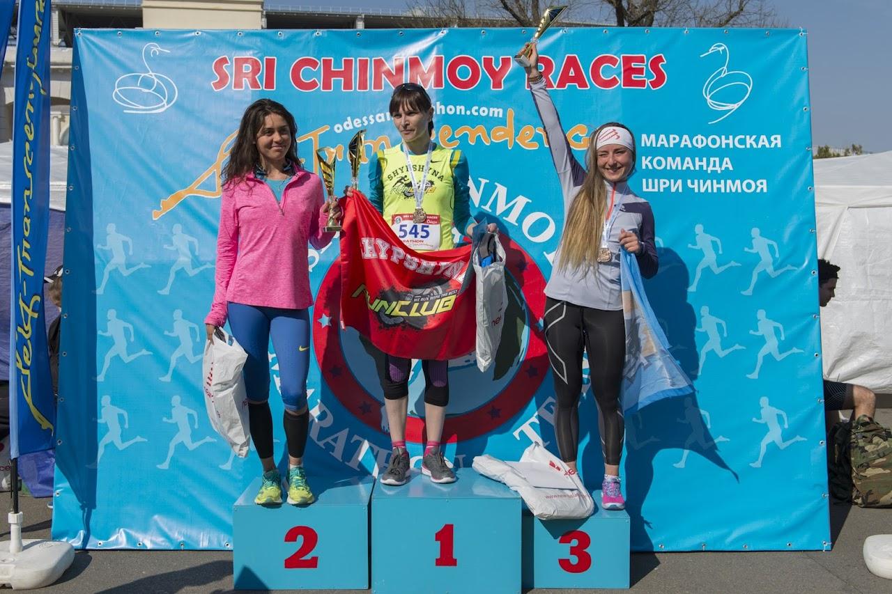 Одноклубники на Одесском марафоне