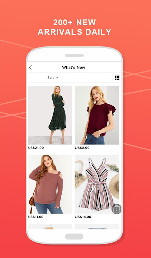 SHEIN-Fashion Shopping Online 6.3.4 screenshots 4