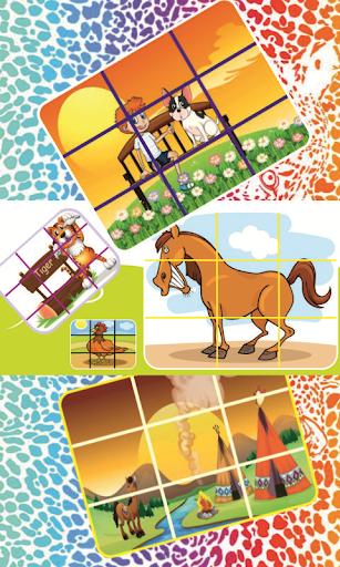 Puzzle Games Animals Puzzles