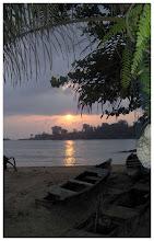 Photo: Ezile bay, Akwidaa Ghana west africa