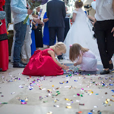 Wedding photographer Lena Kupcova (fotoLiss). Photo of 29.08.2017