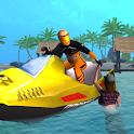 Powerboat Passenger Transport icon