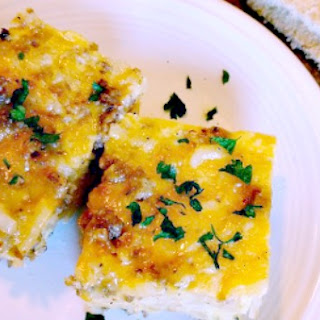 Crock-Pot Sausage Hash Brown Casserole Recipe