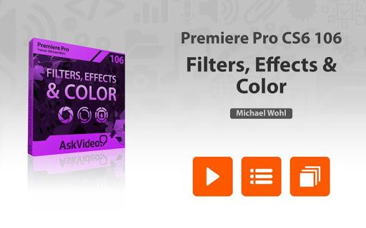 FX Color Course For Premiere