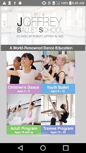 Joffrey Ballet School- screenshot thumbnail