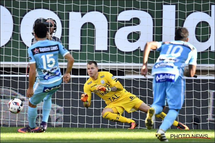 Après Roef, un autre gardien de Pro League est courtisé par Waasland-Beveren