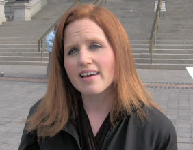 Photo: Monica McCafferty of Planned Parenthood of the Rocky Mountains