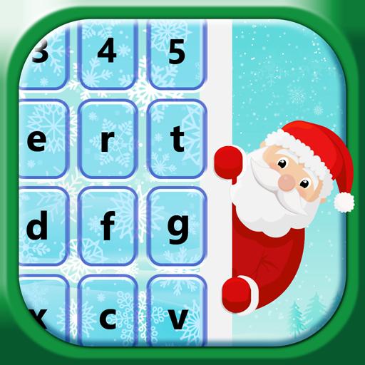 Christmas Keyboard Theme Icon