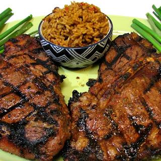 Fajita Marinated T-Bone Steaks - How to grill a PERFECT Steak