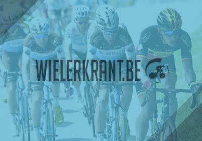 Vandenbergh in selectie AG2R voor GP van Wallonië
