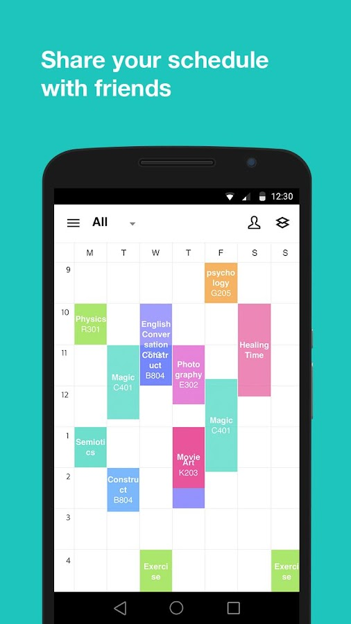 how to add class schedule to google calendar ryerson