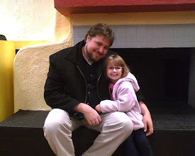 Photo: Why are we taking a picture at Taco Bueno? Ask Harper.