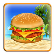 Game Burger Restaurant - The Beach Chefs apk for kindle fire