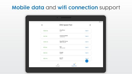 DNS Changer | Mobile Data & WiFi | IPv4 & IPv6 screenshot 11