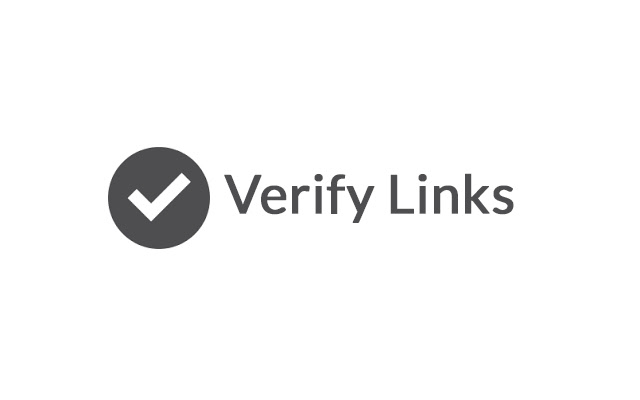 Verify Links