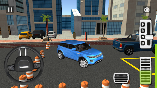 Master of Parking: SUV 1.25 Latest MOD Updated 3