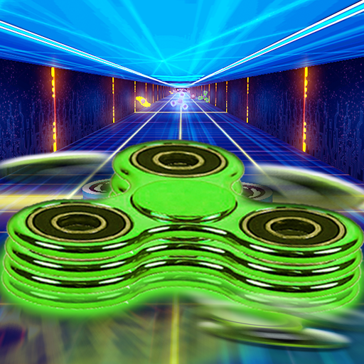 Fidget Spinner Racing - Endless Stunt Fun file APK Free for PC, smart TV Download