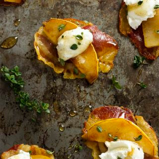 Pear Goat Cheese Appetizer Recipes.
