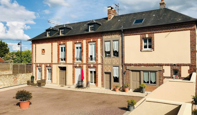 Private mansion Honfleur