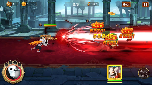 Mega Summoner mod apk 1.0.40 screenshots 3