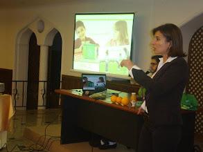 Photo: محاضرة تثقيفية في علم التغذية مع الإختصاصية مونيك باسيلا زعرور